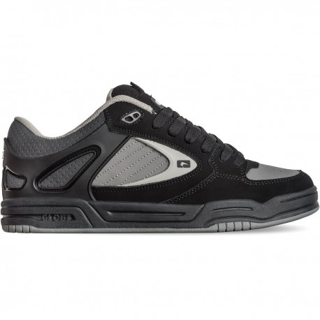 Zapatillas GLOBE Agent Black/Grey