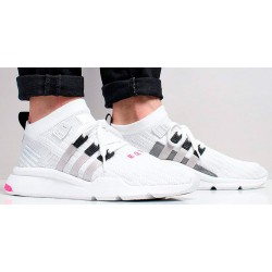Zapatillas ADIDAS ORIGINALS Eqt Support MID ADV White/Pink