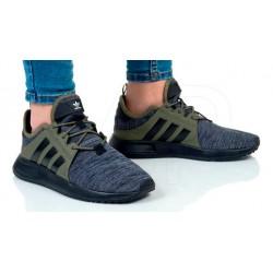 Zapatillas ADIDAS XPlr J Green/Grey