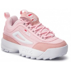 Zapatillas FILA Disruptor Low Pink