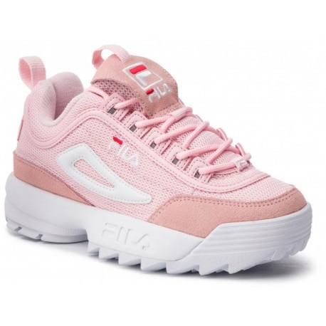 Zapatillas FILA Disruptor Low Pink