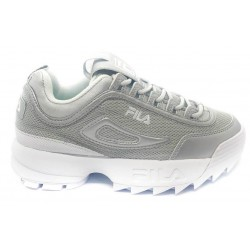 Zapatillas FILA Disruptor Low Silver