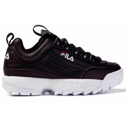 Zapatillas FILA Disruptor Low Black
