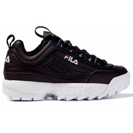 Zapatillas FILA Disruptor Low Black