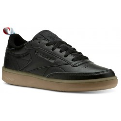 Zapatillas REEBOK Club C85 Blk/Gum