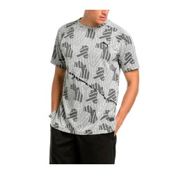 Camiseta PUMA BND Tech Grey