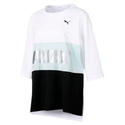 Camiseta PUMA Modern Sports White/Silver