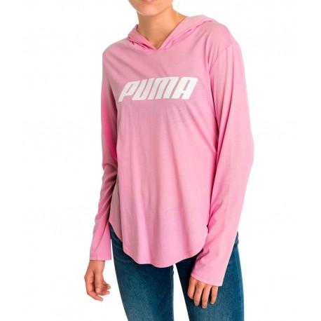 Sudadera PUMA Modern Sports Pink