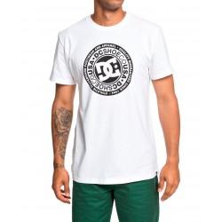 Camiseta DC SHOES Circle Star White