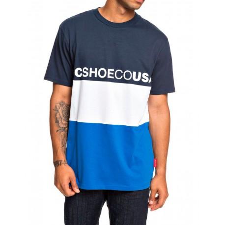 Camiseta DC SHOES Glenferrie Blue