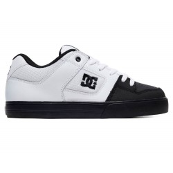 Zapatillas DC SHOES Pure Black/ White