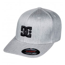 Gorra DC SHOES Cap Star 2 Flexfit Grey