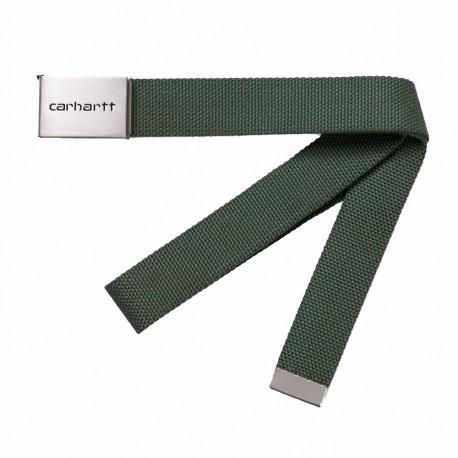 Cinturon CARHARTT Clip Chrome Verde
