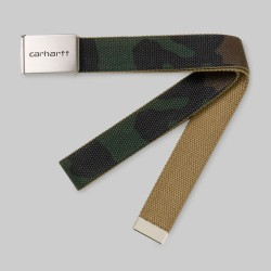 Cinturon CARHARTT Clip Chrome Camo
