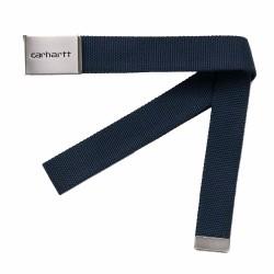 Cinturon CARHARTT Clip Chrome Azul