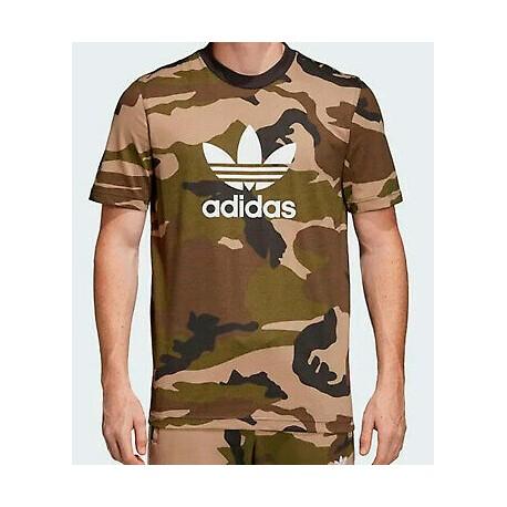 Camiseta ADIDAS ORIGINALS Trefoil Camo