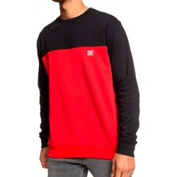 Sudadera DC SHOES Rebel Black/Red