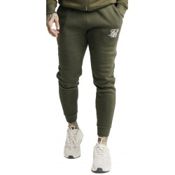 Pantalon SIKSILK Muscle Fit Khaki