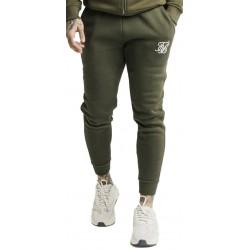 Pantalon SIKSILK Muscle Fit Khaki