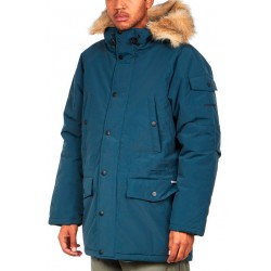 Abrigo CARHARTT Anchorage Parka Duck Blue