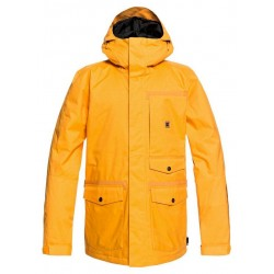 Parka DC SHOES Servo Yellow
