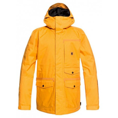 Parka DC SHOES Servo Yellow