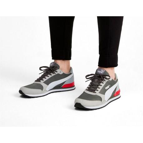 Zapatillas PUMA St Runner V2 Grey