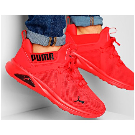 Zapatillas PUMA Enzo High Risk Red