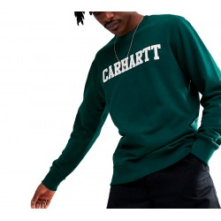 Sudadera CARHARTT Wip College TreehouseWhite