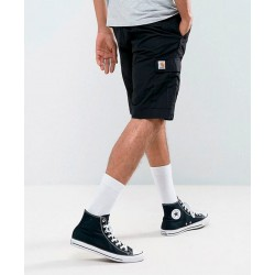 Bermudas CARHARTT Chaik Black Rigid