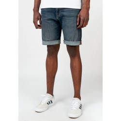 Bermudas CARHARTT Ruck Single Knee Short Blue Rigid