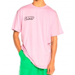 Camiseta GRIMEY Do It Fluid Pink