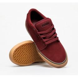 Zapatillas ETNIES Barge Ls Dark/Grey/Red