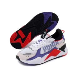 Zapatillas PUMA RS-X Bold Wht/Purple/Red