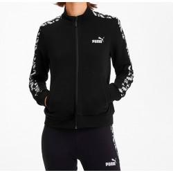 Chaqueta PUMA Amplified Jacket Black