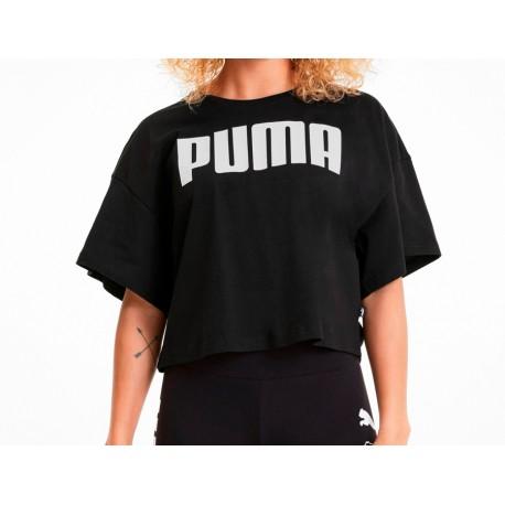 Camiseta PUMA Modern Sports Tee Aop wht
