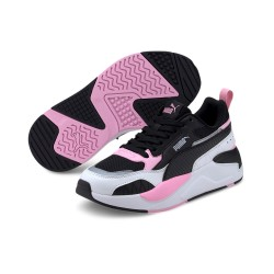 Zapatillas PUMA X-Ray 2 Square Blk/pink
