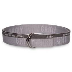 Cinturon GRIMEY Carnitas Belt SS20 Grey