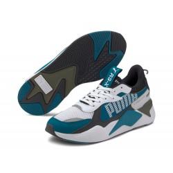 Zapatillas PUMA RS-X Bold Wht/Blue/Black