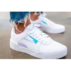 Zapatillas PUMA Cali Glow Wht