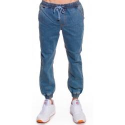 Pantalon Grimey Vaquero Jogger Elástico