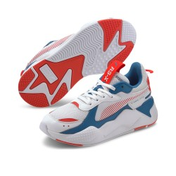 Zapatillas PUMA RS-X Joy Jr White/Red