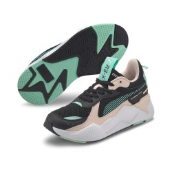 Zapatillas PUMA RS-X Joy Jr Black/Rose/White