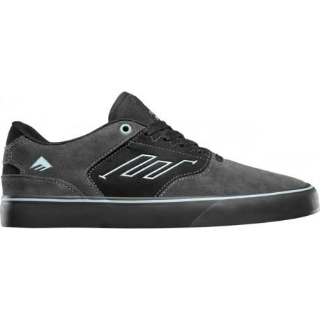 Zapatillas EMERICA The Low Vulc Grey/Blk/Blue