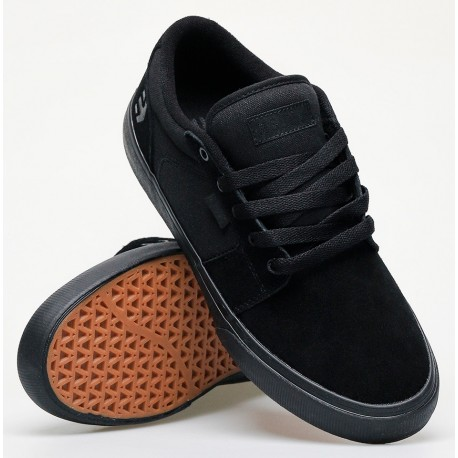 Zapatillas ETNIES Barge Ls Black/Black