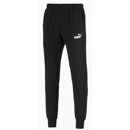 Pantalon PUMA Ess Logo TR Black