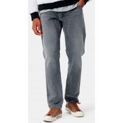Pantalon CARHARTT WIP Klondike Black Worn Bleached