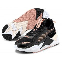 Zapatillas PUMA RS-X Wn`s Mono Metal Black/Rose Gold