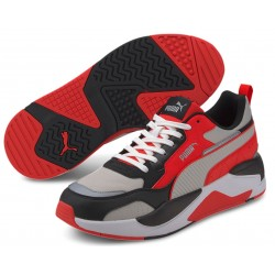 Zapatillas PUMA X-Ray 2 Square Pack Red/Grey