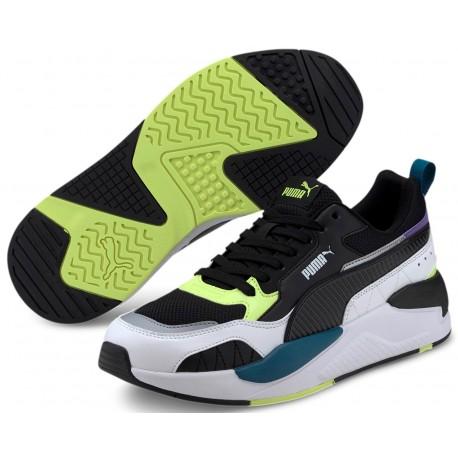 Zapatillas PUMA X-Ray 2 Square White/Black